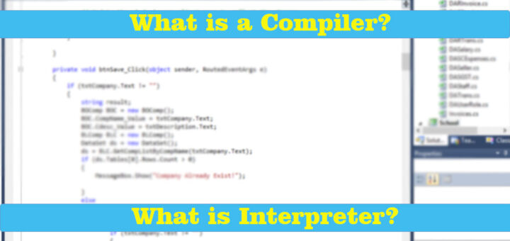 compiler-interpreter-programming-language