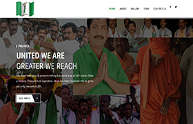 web development 7 dynamic pages for politics